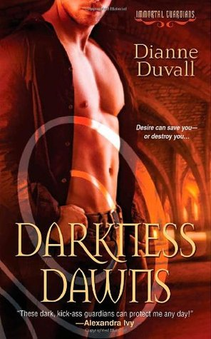 Review: 'Darkness Dawns' by Dianne Duvall #Romanceopoly2020