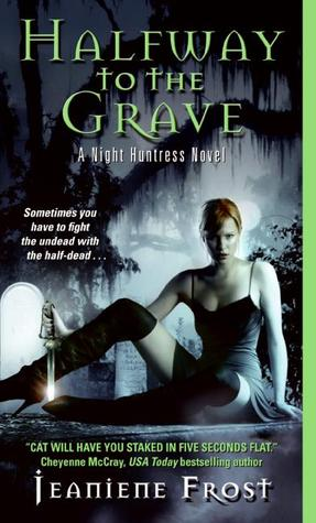 Review: 'Halfway to the Grave' by Jeaniene Frost #Romanceopoly2020