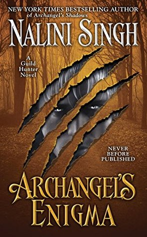 Review: 'Archangel's Enigma' by Nalini Singh