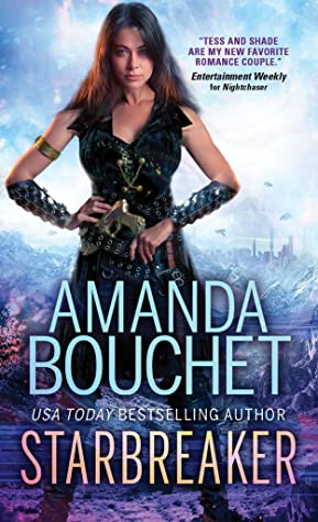 ARC Review: 'Starbreaker' by Amanda Bouchet