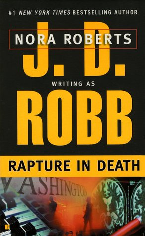 Review: 'Rapture in Death' by J.D. Robb #InDeathReadALong