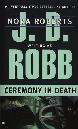 Review: 'Ceremony in Death' by J.D. Robb #InDeathReadALong