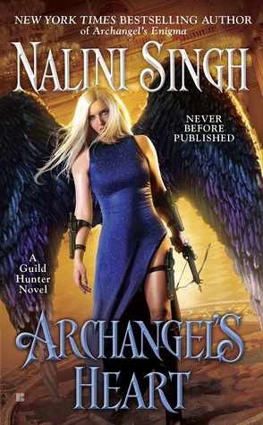 Review: 'Archangel's Heart' by Nalini Singh