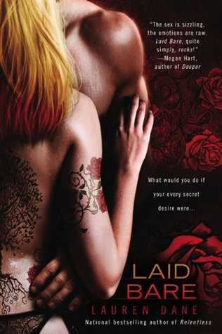 Review: 'Laid Bare' by Lauren Dane #Romanceopoly2020