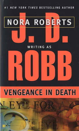 Review: 'Vengeance in Death' by J.D. Robb #InDeathReadALong
