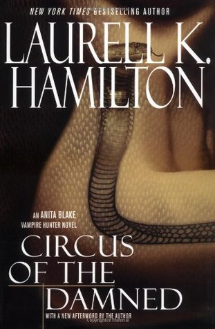 Review: 'Circus of the Damned' by Laurell K. Hamilton