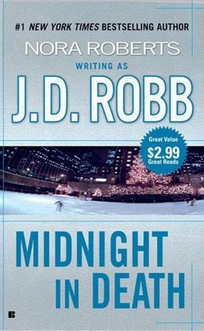 Review: 'Midnight in Death' by J.D. Robb #InDeathReadAlong