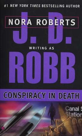 Review: 'Conspiracy in Death' by J.D. Robb #InDeathReadALong