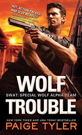 Review: 'Wolf Trouble' by Paige Tyler
