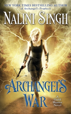 Review: 'Archangel's War' by Nalini Singh