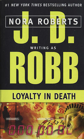 Review: 'Loyalty in Death' by J.D. Robb #InDeathReadALong