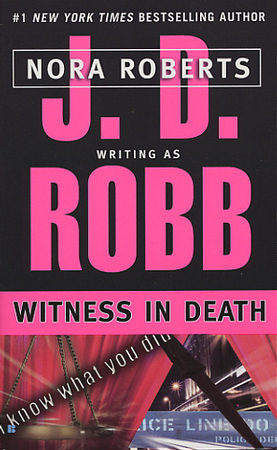 Review: 'Witness in Death' by J.D. Robb #InDeathReadALong