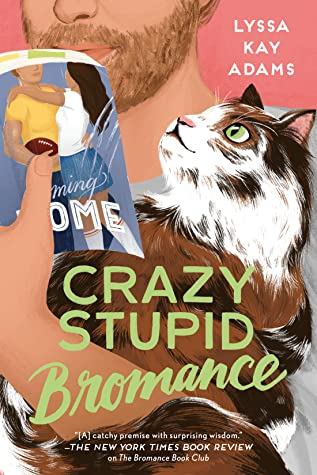 ARC Review: 'Crazy Stupid Bromance' by Lyssa Kay Adams