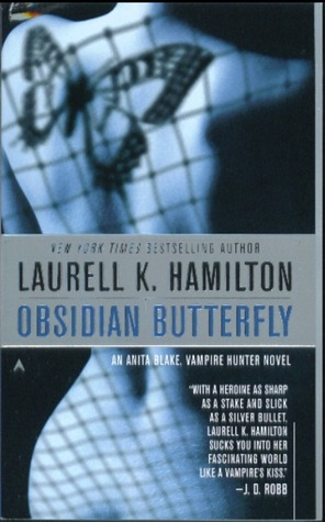 Review: 'Obsidian Butterfly' by Laurell K. Hamilton