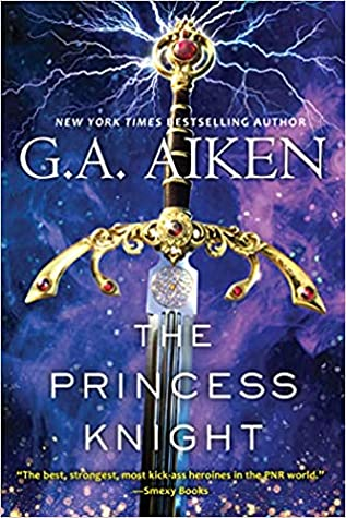 ARC Review: 'The Princess Knight' by G.A. Aiken