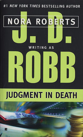 Review: 'Judgment in Death' by J.D. Robb #InDeathReadALong