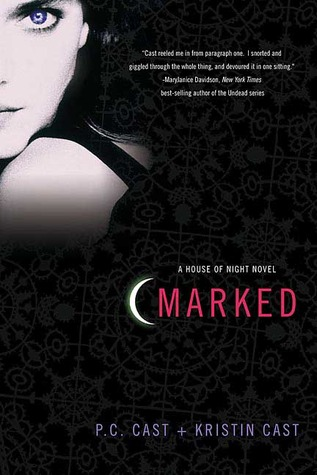 Marked by P.C. Cast, Kristin Cast