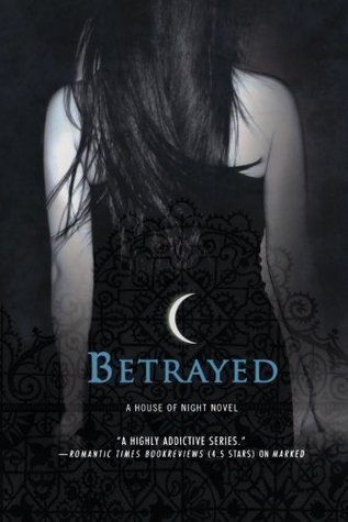 Review: 'Betrayed' by P.C. Cast and Kristin Cast
