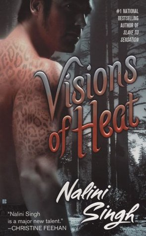 Review: 'Visions of Heat' by Nalini Singh