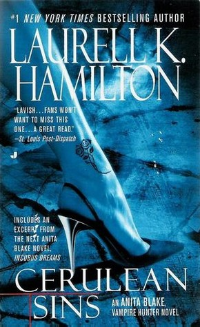 Review: 'Cerulean Sins' by Laurell K. Hamilton