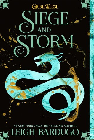 Review: 'Siege and Storm' by Leigh Bardugo