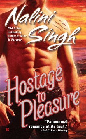 Review: 'Hostage to Pleasure' by Nalini Singh