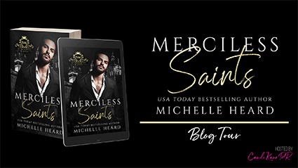 Blog Tour + ARC Review: 'Merciless Saints' by Michelle Heard