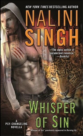 Review: 'Whisper of Sin' by Nalini Singh