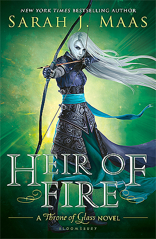 Review: 'Heir of Fire' by Sarah J. Maas
