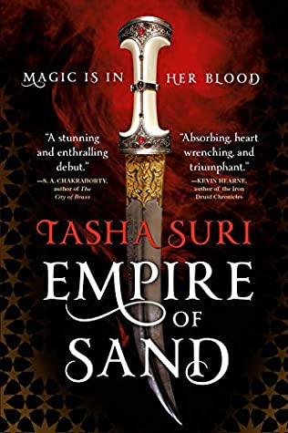 Library Book Review: 'Empire of Sand' by Tasha Suri