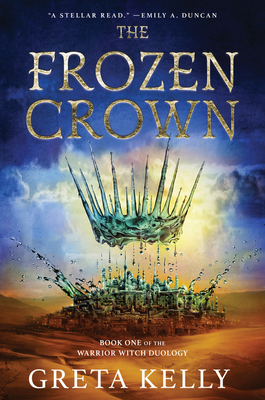 Library Book Review: 'The Frozen Crown by Greta Kelly