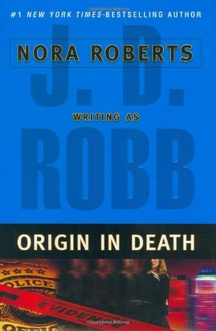 Review: 'Origin in Death' by J.D. Robb